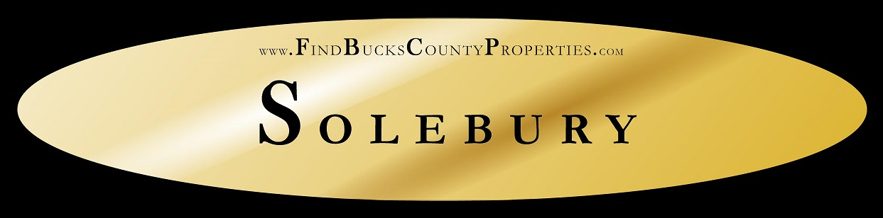 Solebury Twp PA Homes for Sale at www.FindBucksCountyProperties.com/Solebury Steve Walny Solebury PA REALTOR® Weidel, #NewHopePA, #LgbtRealEstate, #LgbtRealtor