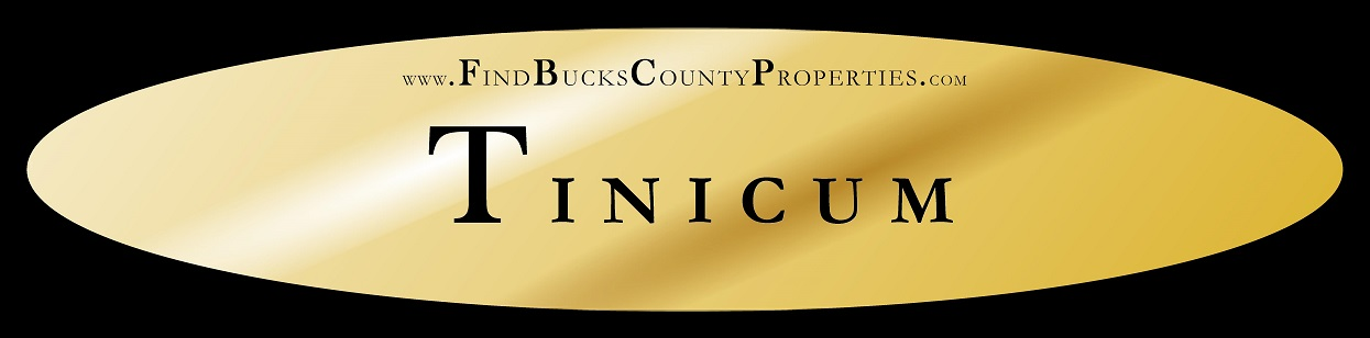Tinicum Twp PA Homes for Sale at www.FindBucksCountyProperties.com/Tinicum