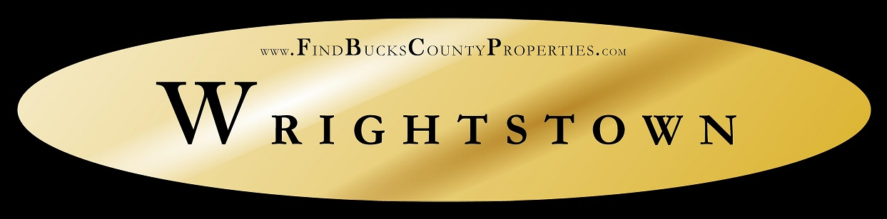 Wrightstown PA Homes for Sale at www.FindBucksCountyProperties.com/Wrightstown