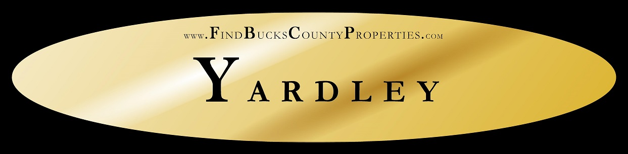 Yardley PA Homes for Sale at www.FindBucksCountyProperties.com/Yardley Steve Walny Yardley PA REALTOR® Weidel