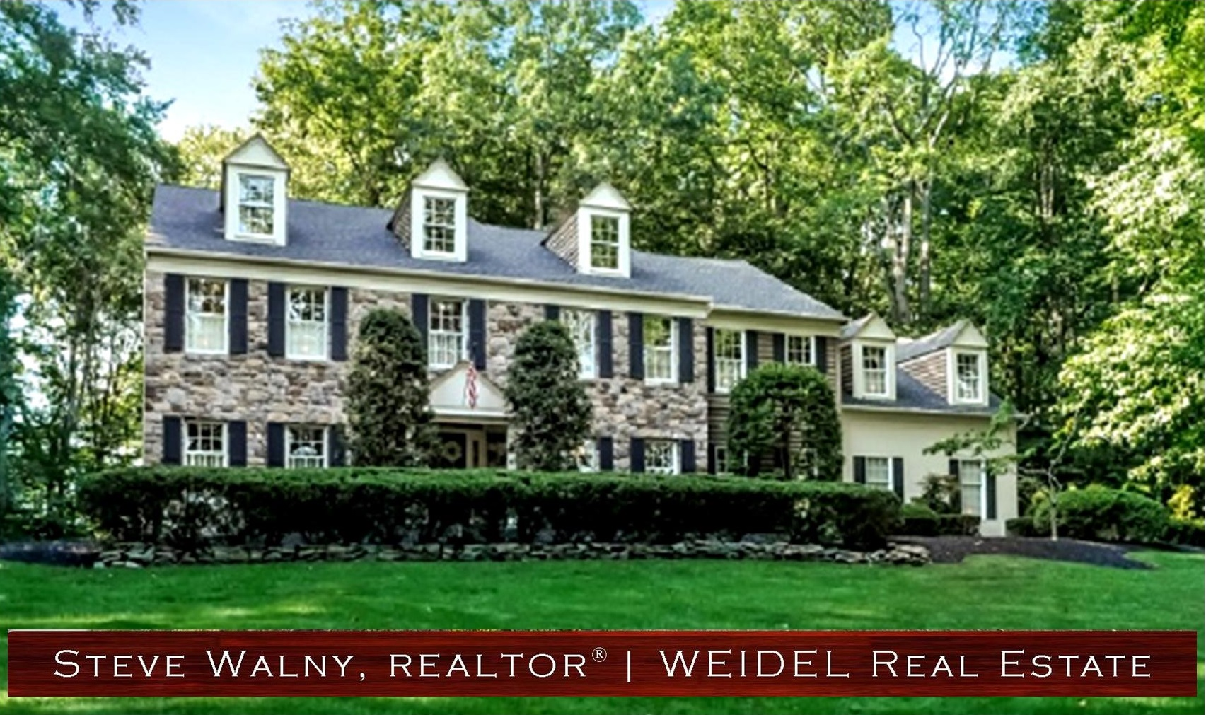 Bucks County Reproduction Farmhouse for Sale | New Hope Realtor | Doylestown Realtor | #NewHope | #Doylestown | @NewHope | @Doylestown