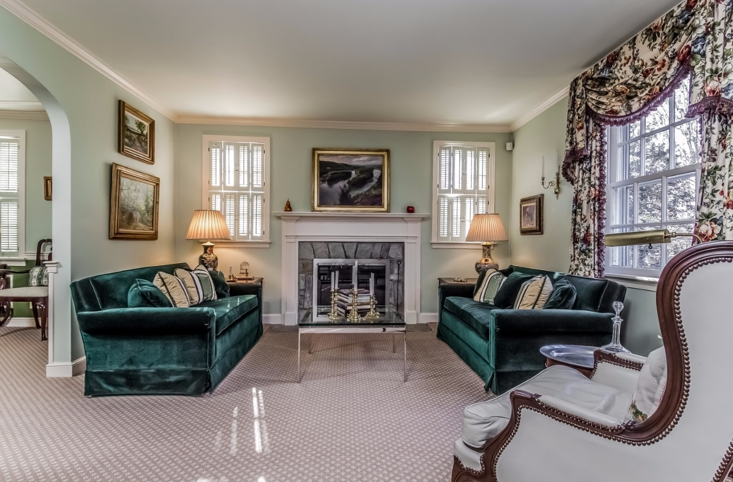 Classic Bucks County Keeping Room Steve Walny REALTOR®