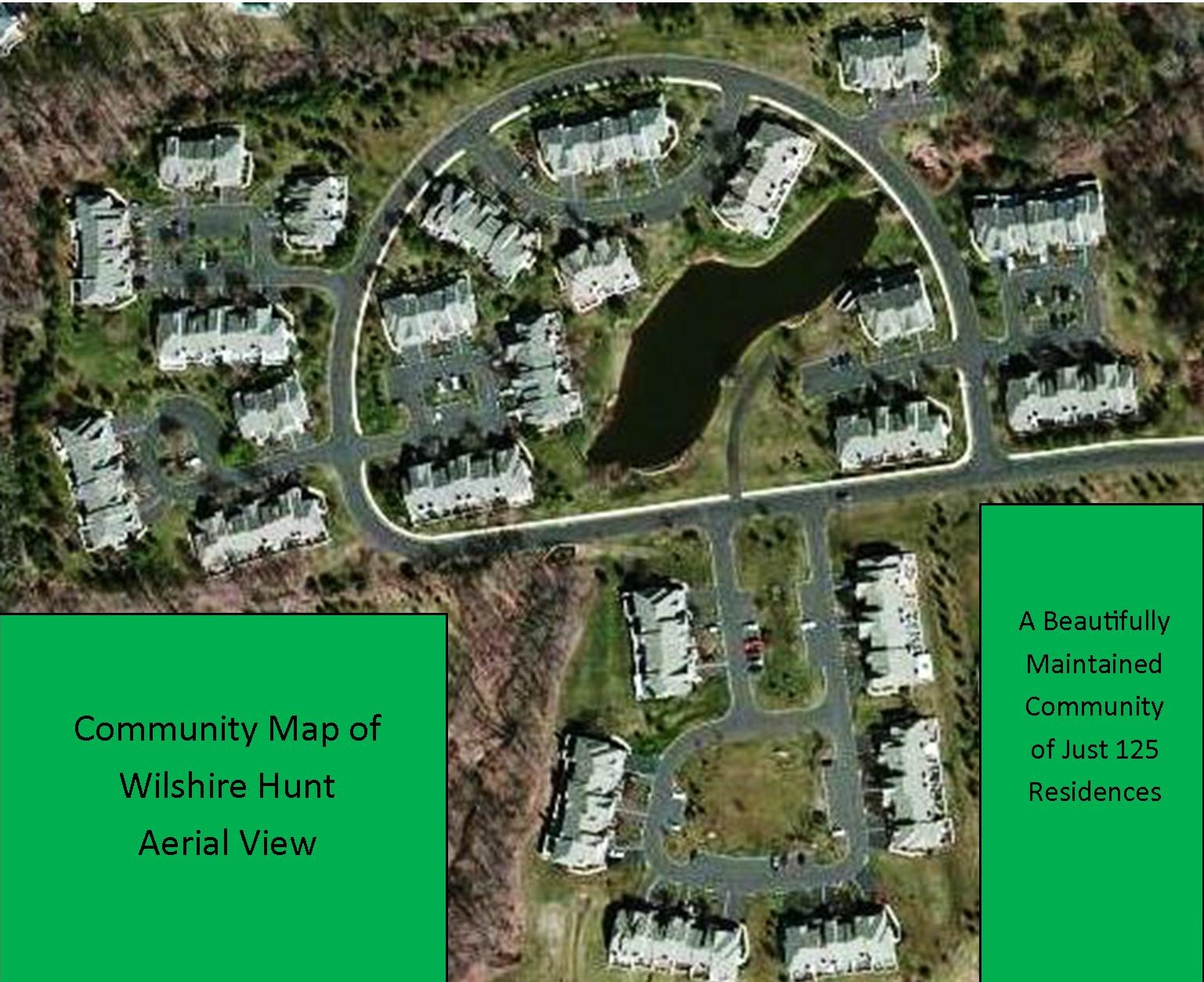 Wilshire Hunt - Community Map