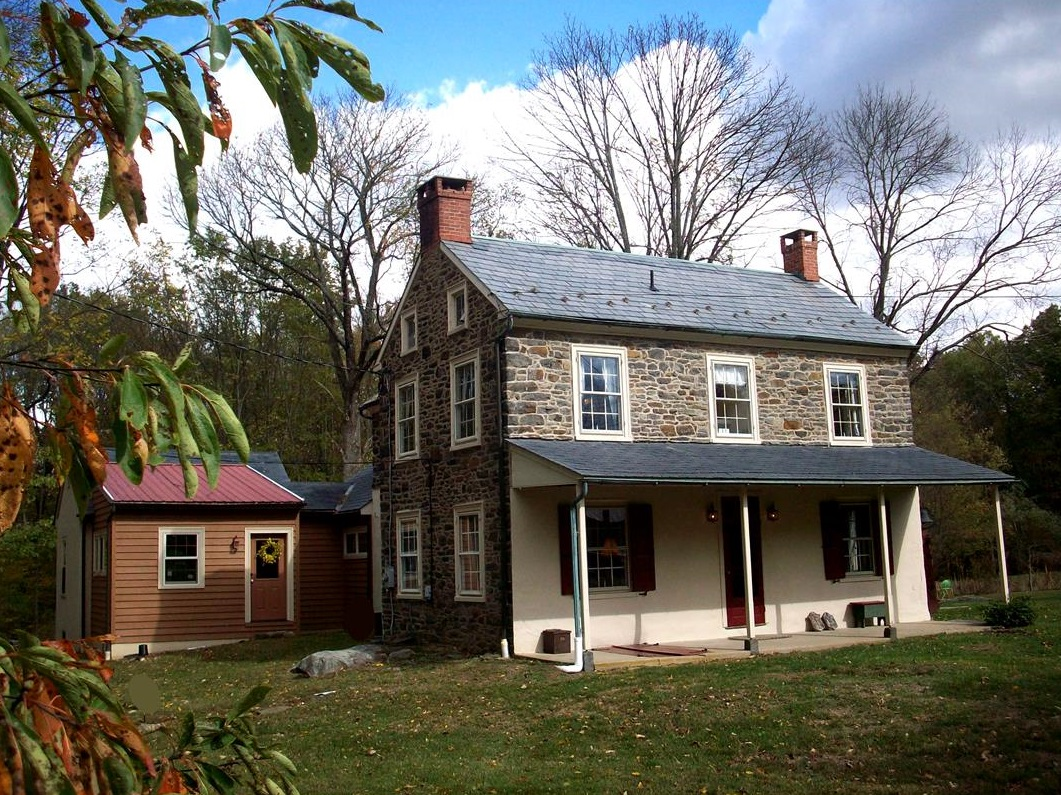 Stone Farm House Bucks County for Sale | #StoneFarmHouseBucks