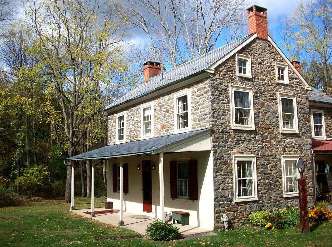 Old Stone House Bucks County | #StoneHouseBucksCounty | Antique Stone Home | #AntiqueStoneHomeBucks