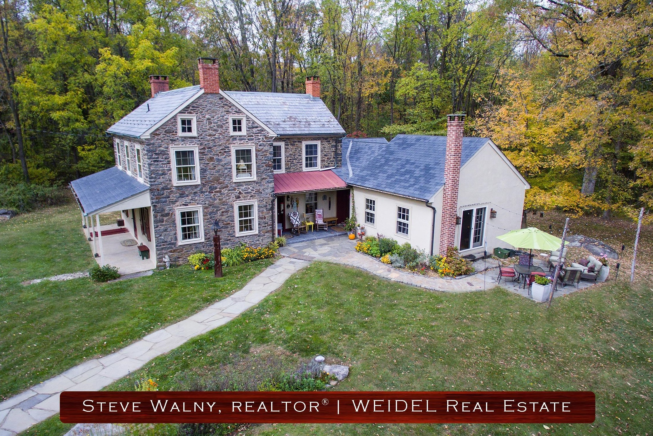 Stone Farm House for Sale Bucks County PA | #StoneFarmHouseBucksCounty | Stone Horse Farm Bucks County | #StoneHorseFarmBucksCounty