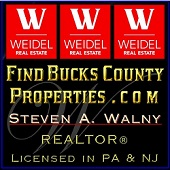 Bucks County PA Properties for Sale at FindBucksCountyProperties.com | Steve Walny | New Hope REALTOR®