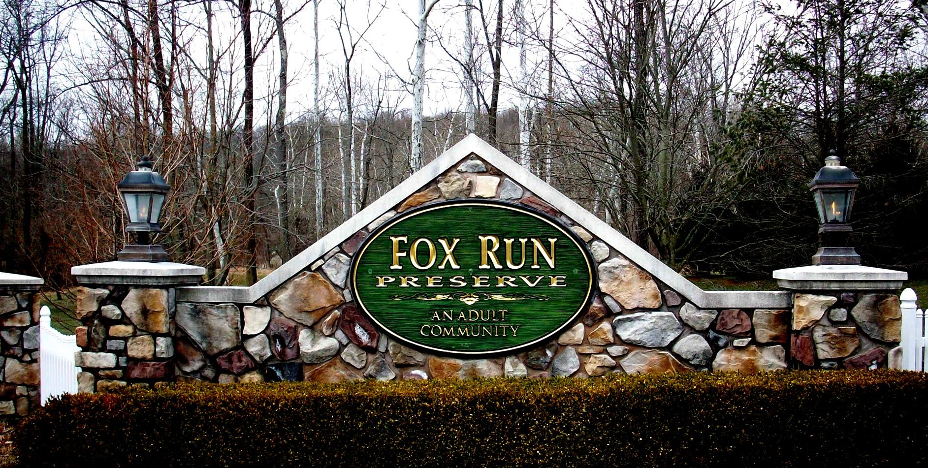Fox Run Preserve in New Hope PA 55+ Homes for Sale Steve Walny REALTOR