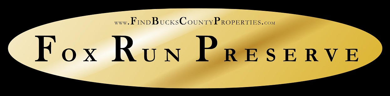 Fox Run Preserve Homes for Sale in New Hope PA Steve Walny REALTOR