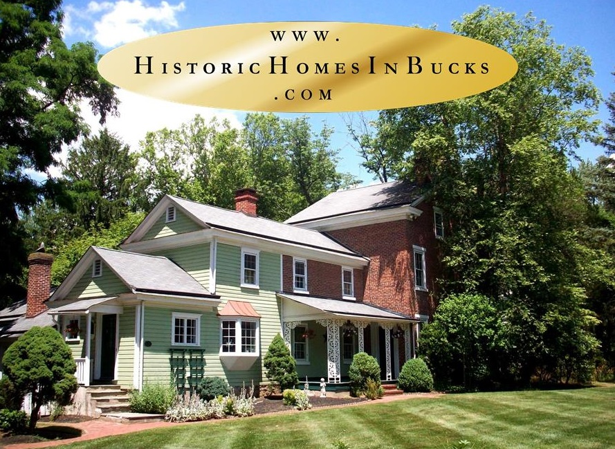 Historic Homes In Bucks