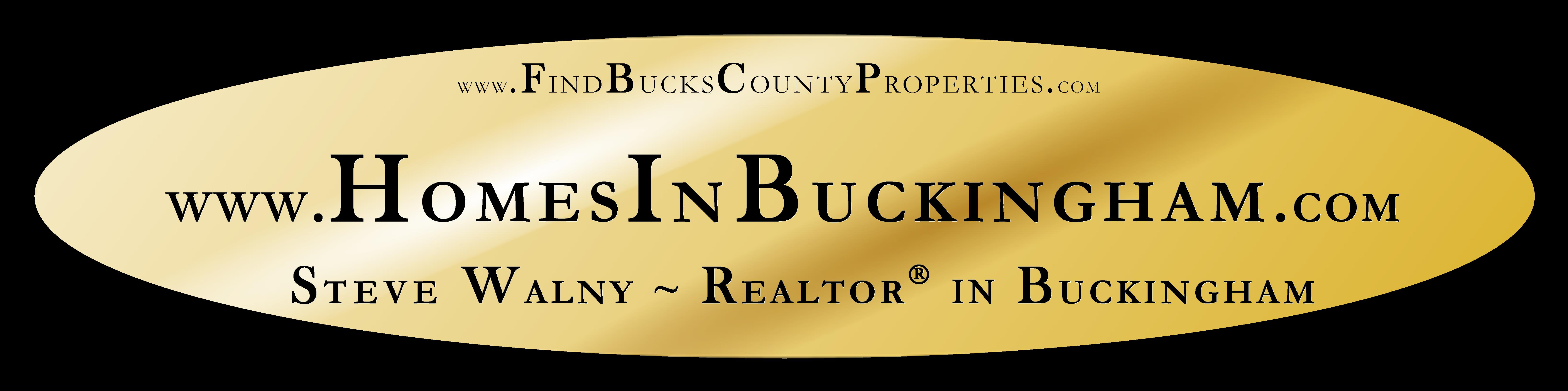 Homes in Buckingham PA for Sale, www.HomesInBuckingham.com, #HomesInBuckingham, Steve Walny, Buckingham PA REALTOR, #SteveWalny, #BuckinghamPAREALTOR, #CentralBucksSchoolDistrict