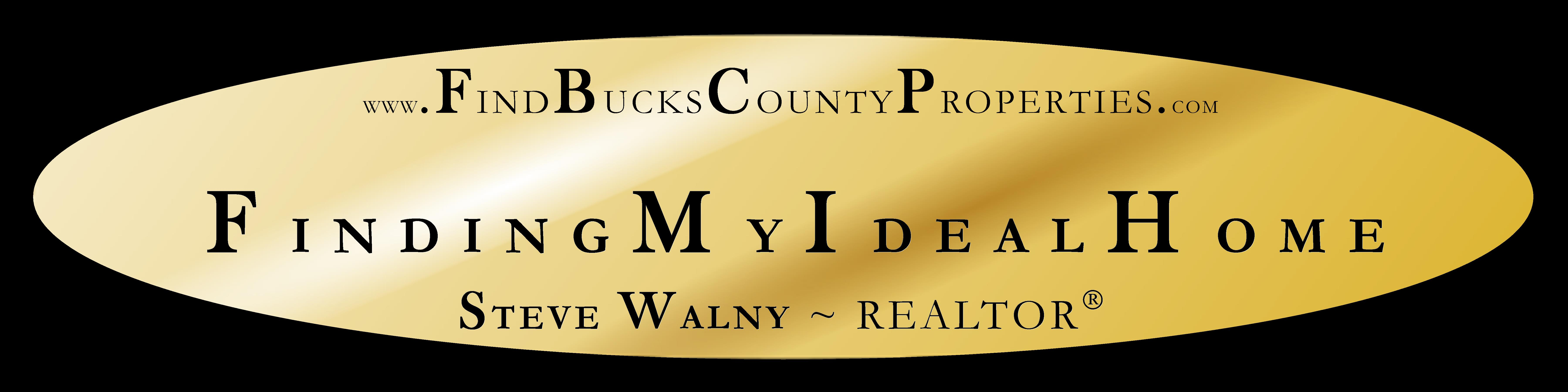 Find My Ideal Bucks County Home