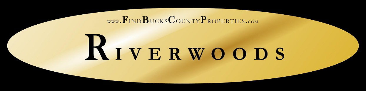 Riverwoods at New Hope PA Homes for Sale, #NewHopePA, #NewHopeRealtors
