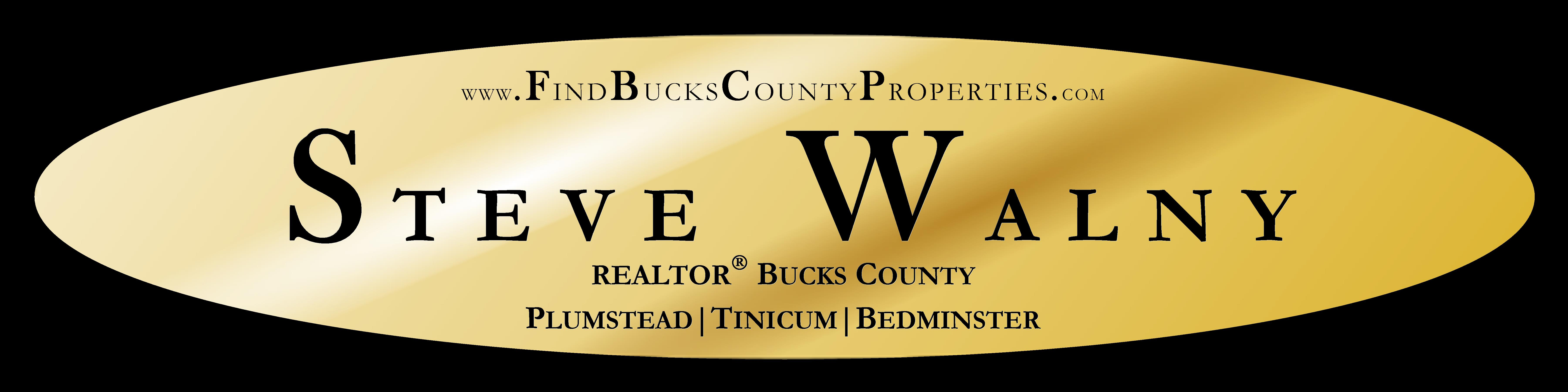 Steve Walny | #SteveWalny #BedminsterRealtor #BucksCountyRealtors, #BedminsterPA, Bedminster PA Homes For Sale,