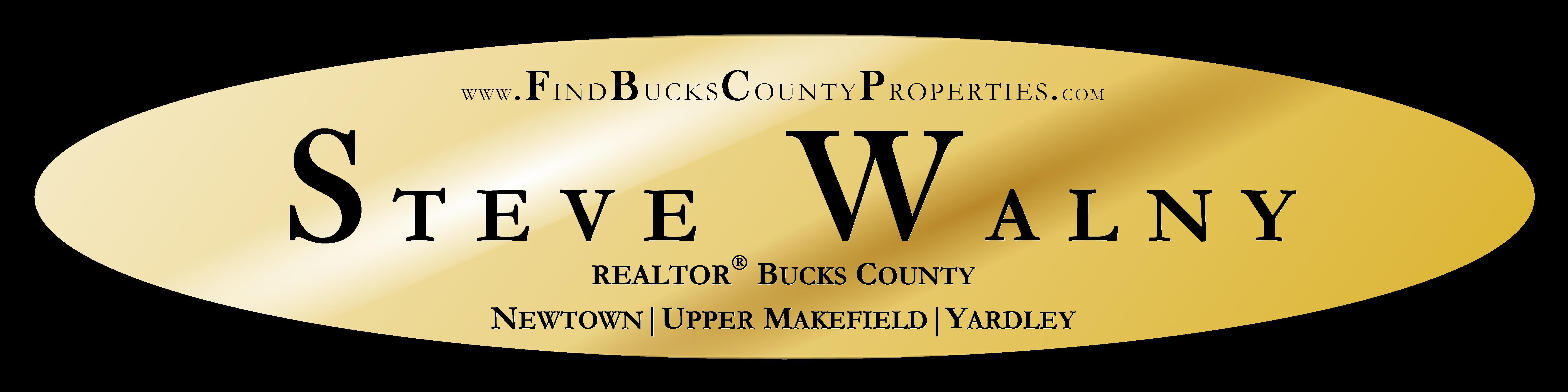 Steve Walny | #SteveWalny | Newtown PA Realtor | #NewtownPARealtor | Newtown Realtor | #NewtownRealtor
