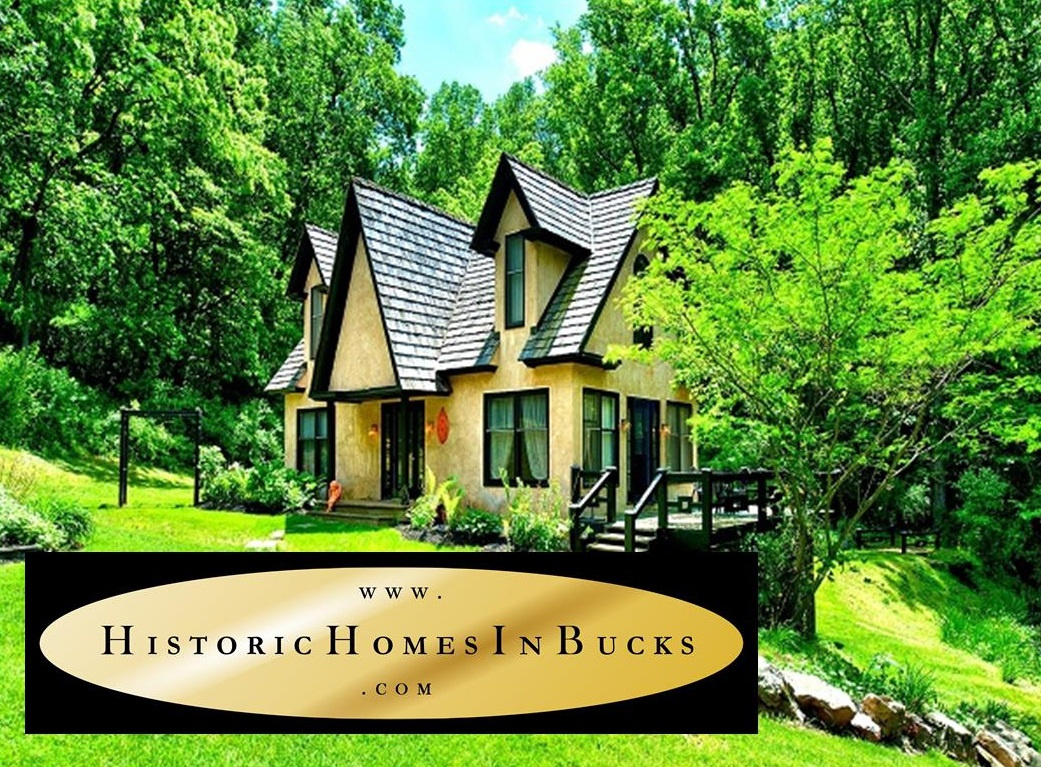 Riegelsville PA Home for Sale | #RiegelsvilleHomeForSale | #RiegelsvillePA | Historic Homes In Bucks | #HistoricHomesInBucks