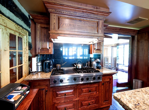 Bucks County Gourmet Kitchen | #BucksCountyGourmetKitchen | #ThornwoodBucksCounty | Thornwood Bucks County