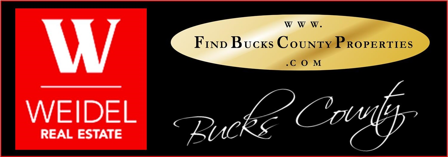 Weidel Realtors in Bucks County PA Homes for Sale at FindBucksCountyProperties.com