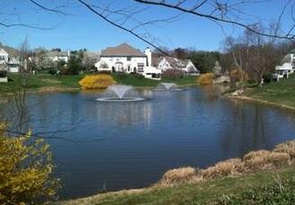 Wilshire Hunt ~ Pond View