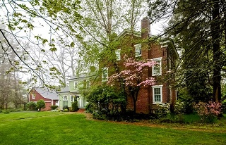 Solebury PA Home for Sale | #HistoricHomesInBucks | #NewHopePA
