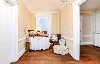 Formal Entry Hall | #FormalEntry | #NewHopePA
