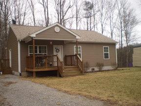 Christiansburg VA Single Family Home For Sale: $164,900