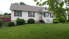 Shawsville VA Single Family Home Sale Pending: $183,900