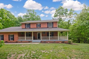Christiansburg VA Single Family Home For Sale: $359,900