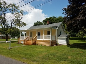 Christiansburg VA Single Family Home Sale Pending: $140,000