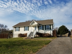 Shawsville VA Single Family Home Sold: $179,900