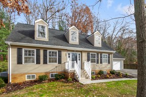 Christiansburg VA Single Family Home Under Contract: $264,900