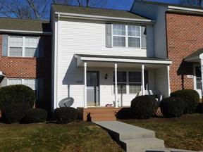 Christiansburg VA Condo/Townhouse Sold: $119,900