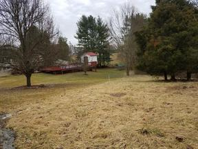 Christiansburg VA Residential Lots & Land For Sale: $40,500