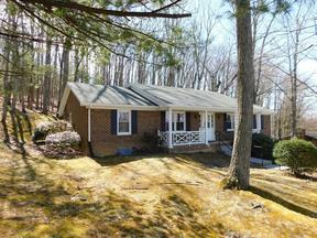 Christiansburg VA Single Family Home Sale Pending: $194,900