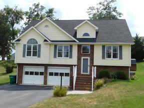 Christiansburg VA Single Family Home For Sale: $286,500