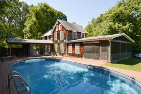 Single Family Home Sold: 1376 E West Shady Side Road
