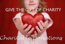 Charitable Donations, Wilhelm & Associates