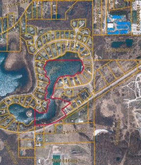 Residential Lots & Land For Sale: 0000 White Lake Rd
