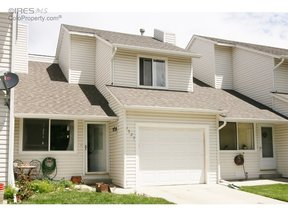 Loveland CO Condo/Townhouse Sold: $166,500 166,500