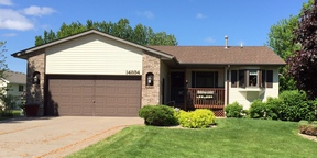 Single Family Home Sold: 14834 Pineview Drive