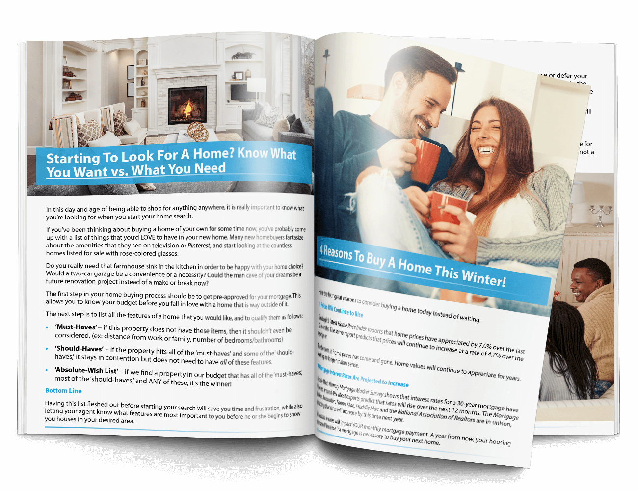 Home Buyer's Guide from Nina Hollander with RE/MAX
