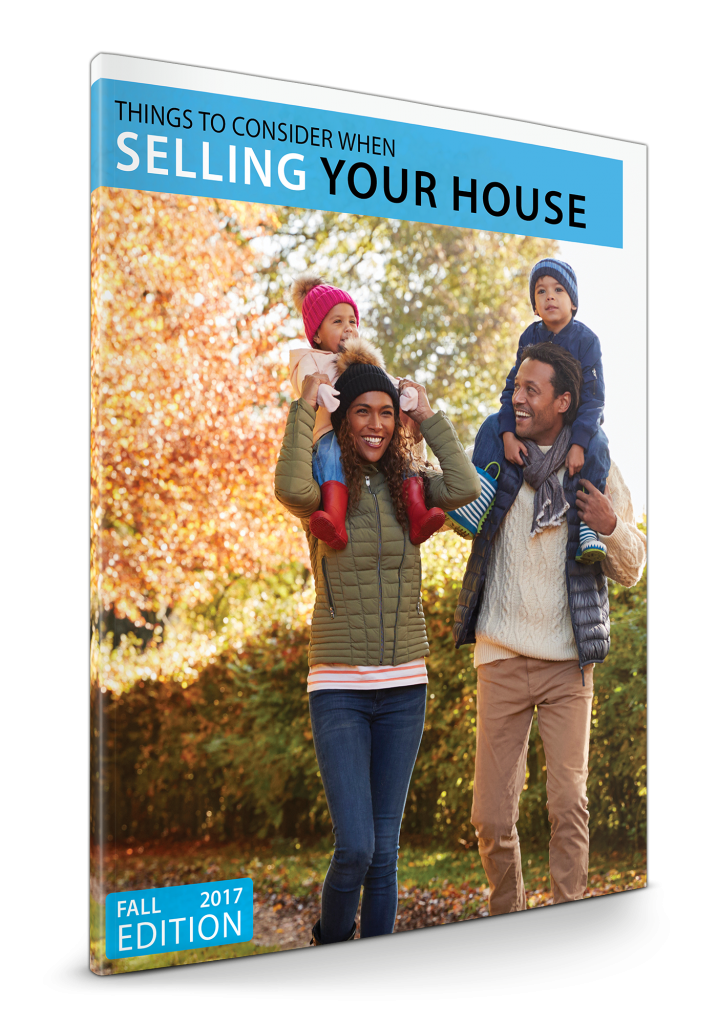 Things To Consider Before Selling Your Home Fall 2017