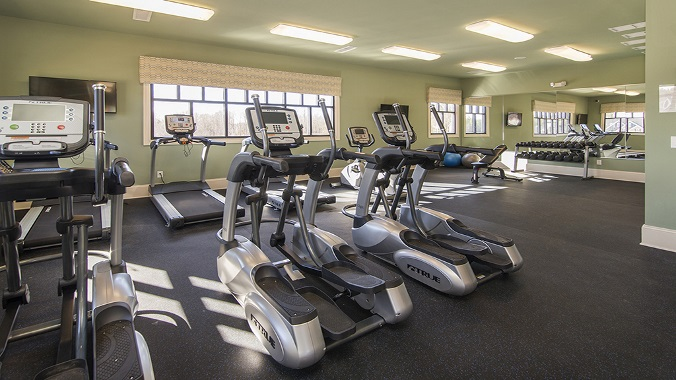 Retreat at Rayfield Fitness Center In Indian Land, SC