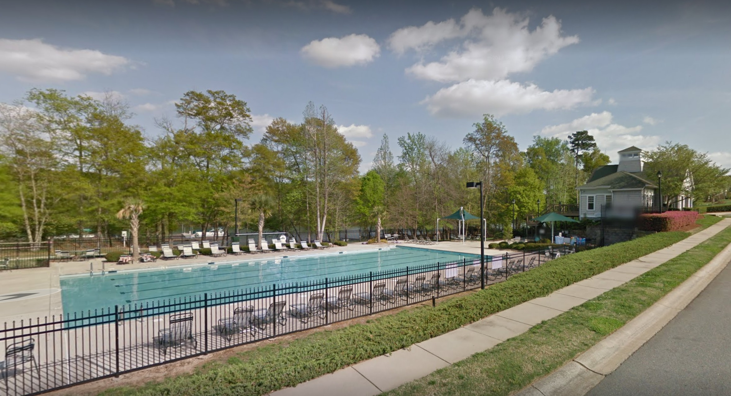 Riverfront Swim Club In Mount Holly, NC