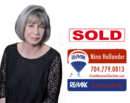 Another home sold by Nina Hollander with RE/MAX Executive In Charlotte, NC