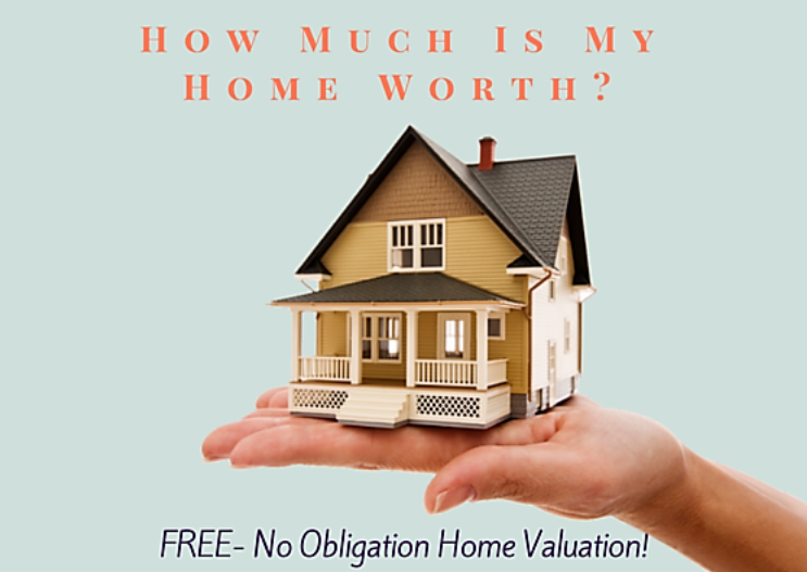 Wondering what your home is worth in today's market?
