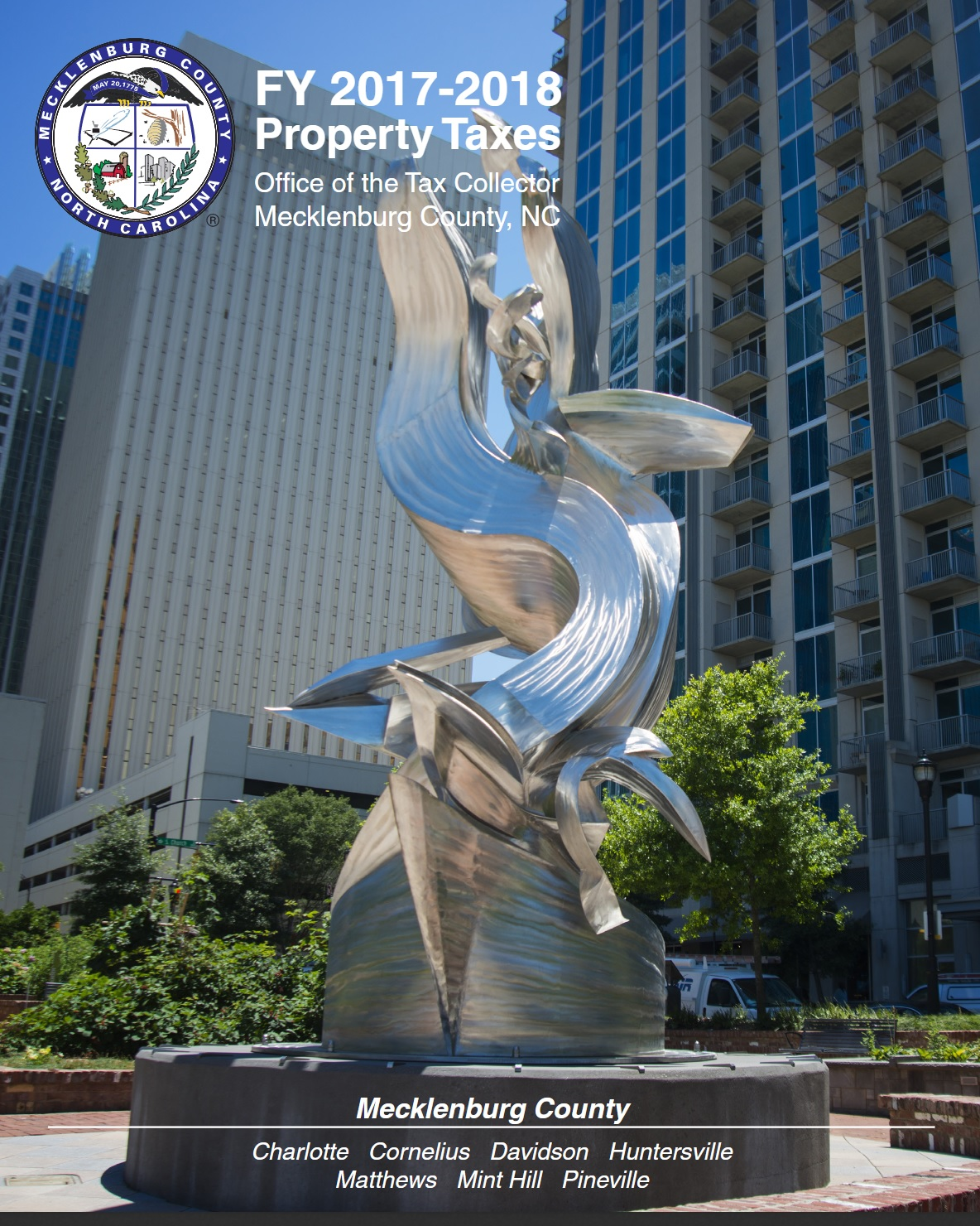 Mecklenburg County, NC Property Tax Handbook For 2018