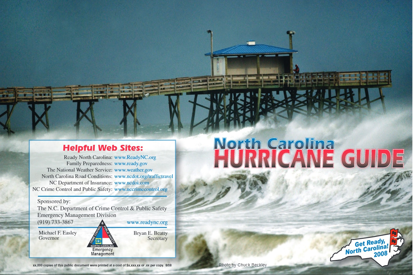 Hurricane Preparedness in North Carolina