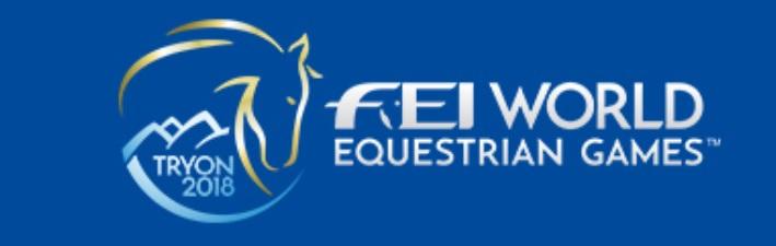 Tryon2018 FED World Equestrian Games In Charlotte Region