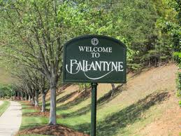 Ballantyne, NC Area Housing Market Update April 2017